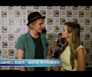 interview, jamie, and the mortal instruments image