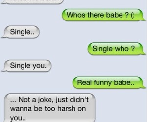 heartless, knock knock, and text convo image