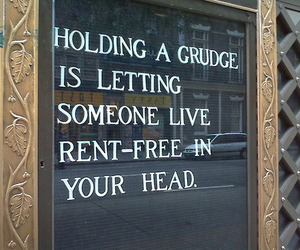 Grudge, quotes, and head image