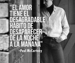 paul and love image