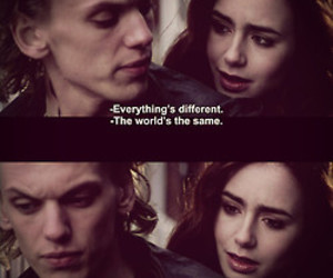 quotes, mortal instruments, and city of bones image
