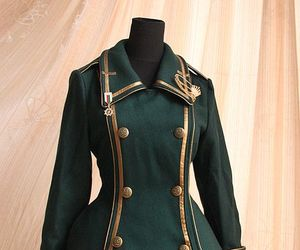 coat and elegant image