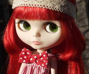 blythe, doll, and factory image