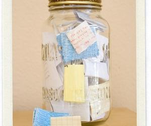 jar, memories, and notes image