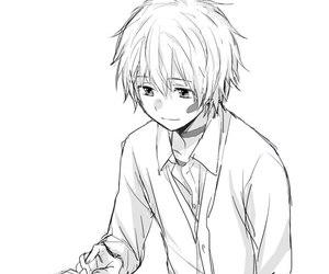 shion, no.6, and anime image