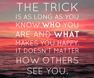quote, trick, and you image