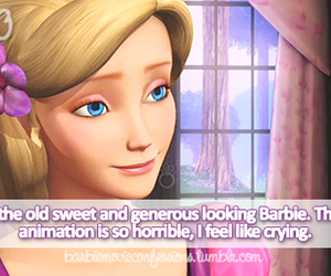 barbie and confessions image