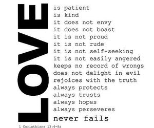 corinthians, message, and love image