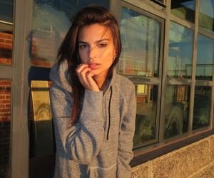 beautiful, lips, and long hair image