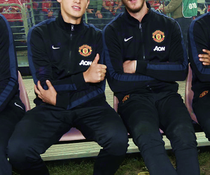 manchester united, epl, and de gea image