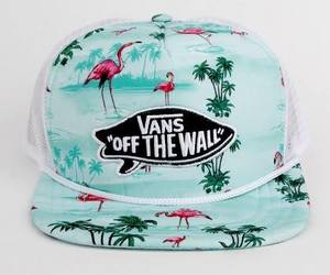 vans, hat, and cap image