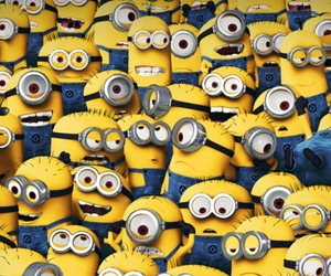 funny, minions, and despicable me image