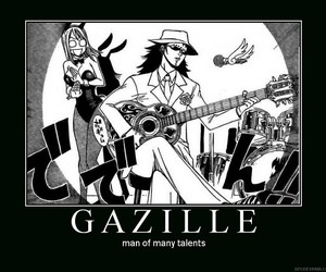Lucy, fairy tail, and gazille image