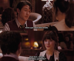 love, 500 Days of Summer, and 500 dias com ela image