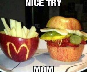food, mom, and funny image