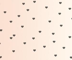 black, tiny, and hearts image