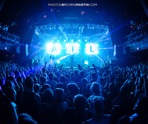 all time low, concert, and music image