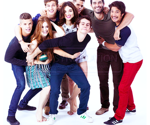 teen wolf and teen wolf cast image