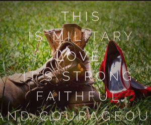 strong, faithful, and milso image