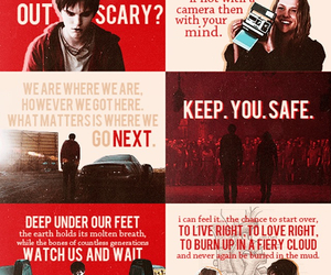 quote, warm bodies, and love image