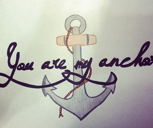 anchor, love, and forever image