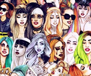Lady gaga, gaga, and little monster image