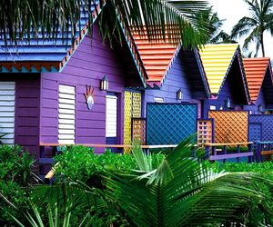 house, colorful, and colors image