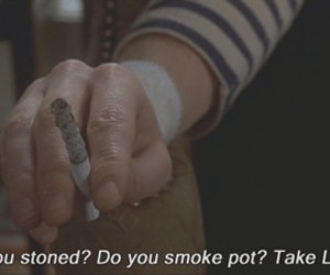 girl interrupted, lsd, and smoke image