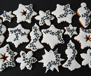 christmas, Cookies, and ornament image