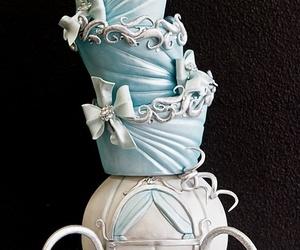 cinderella, cake, and disney image