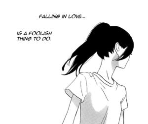 manga, love, and foolish image