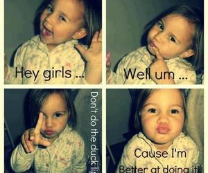 cute, lips, and duck lips image