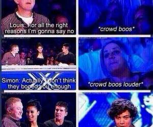 Harry Styles, one direction, and x factor image