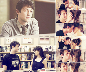 500 Days of Summer, girl, and movie image