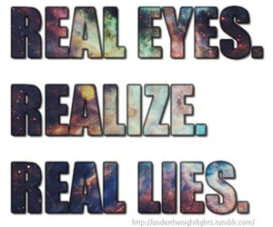 quote, realize, and deepness image