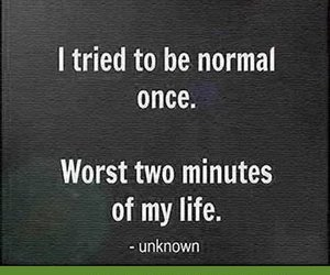 normal, quote, and life image