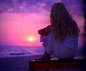 colorful and sunsets image