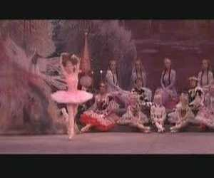 ballet, lovely, and video image
