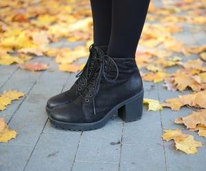 autumn, fashion, and photography image