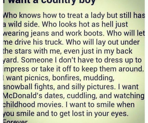 boy, country, and girl image