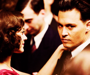 johnny depp and public enemies image