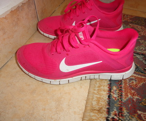 favorite, nike, and pink image