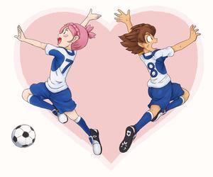 anime, inazuma eleven go galaxy, and inazuma eleven image