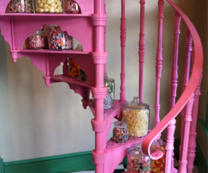 Candy Store, harry potter, and orlando image