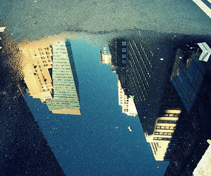 buildings, manhattan, and ny image