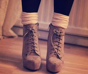 boot, shoes, and fashion image