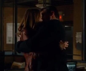 beckett, castle, and spoiler image