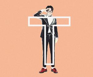 kpop, kyung, and p.o image