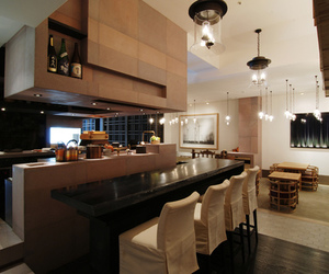 chairs, design, and kitchen image