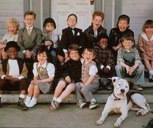 movie, little rascals, and kids image